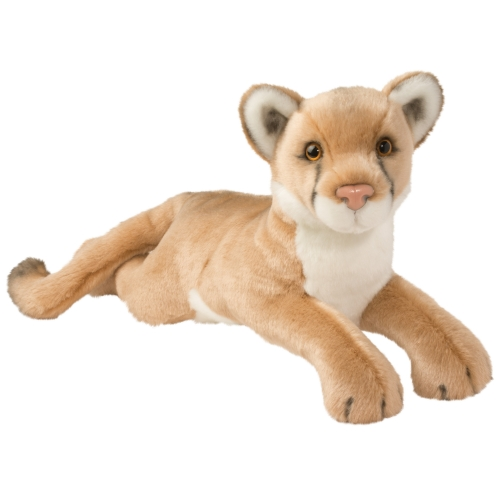 carl cougar stuffed toy product pic